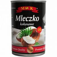 Кокосове молоко M&K Mleczko Kokosowe, 400 мл