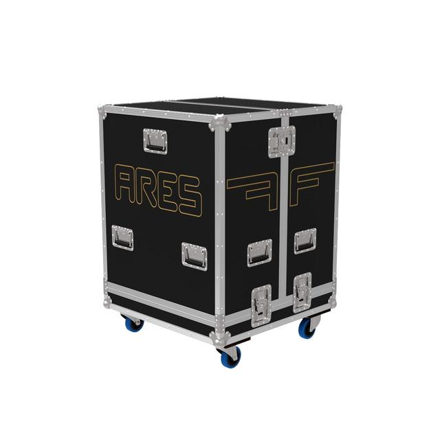 Кейс 41018 для 3х топов линейного массива ARES 8 с бампер-системой
