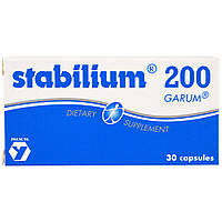 Nutricology, Stabilium 200, 30 капсул