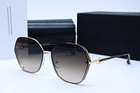 Солнцезащитные очки Bvl 20270 коричневые, фото 1