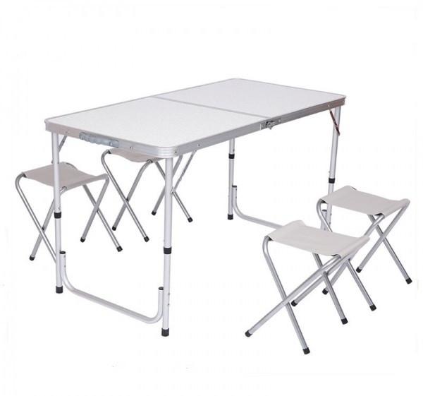 Набор стол + 4 стула