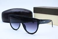 Солнцезащитные очки Celine 1836 черные, фото 1