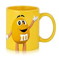 Набор с желтой чашкой M&M's, фото 1