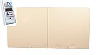 Керамическая панель инфракрасная LIFEX Classic КОП800 (белый) с программатором
