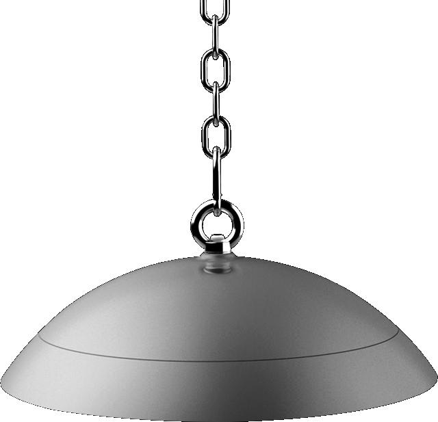 Светодиодный подвесной светильник для пищевых производств Kosmos HClean Plus 100 Вт