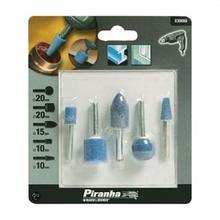Black&Decker Piranha X30000 Набор шлифголовок, SUPER 5 шт. Х30000