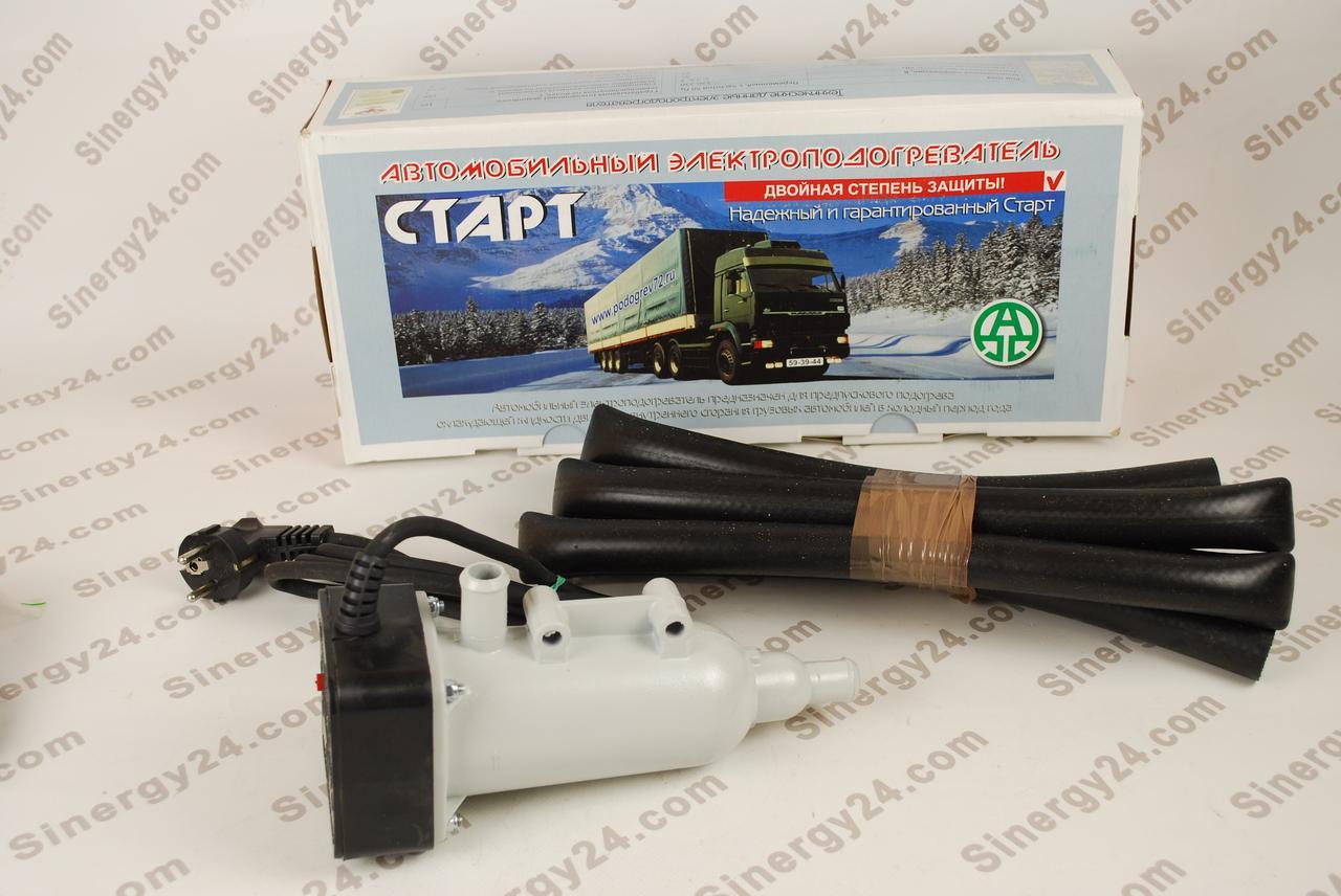 Предпусковой подогреватель Старт-М, 3 кВт, ДВС ЯМЗ 236,238