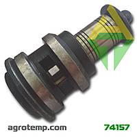 Клапан с седлом фильтра КПП К-700 (в сборе) 700.17.16.107/108, фото 1