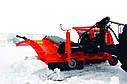 Сніговідвал PRONAR PU-3300, фото 7