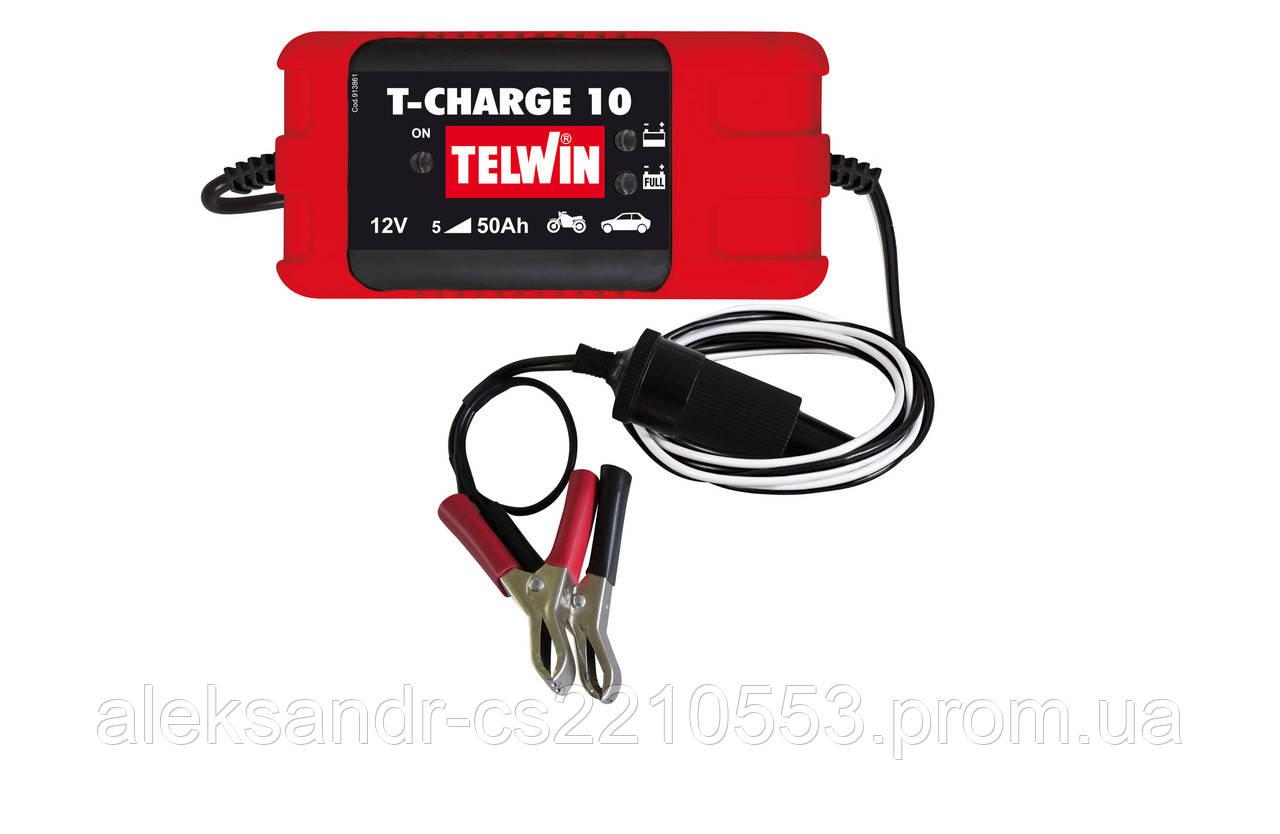 Telwin T-Charge 10 - Зарядное устройство