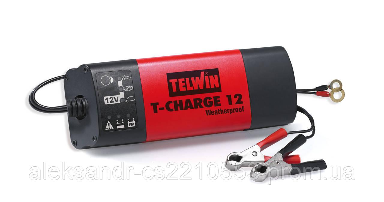 Telwin T-Charge 12 - Зарядний пристрій