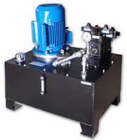 Маслостанции ASG S с электроуправлением для 1-го (и более) исполнительного механизма