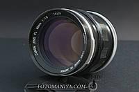 Canon FL 85mm f1,8, фото 1