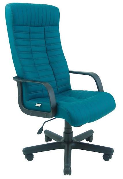 Кресло Прованс пластик 1 кат бирюзовое