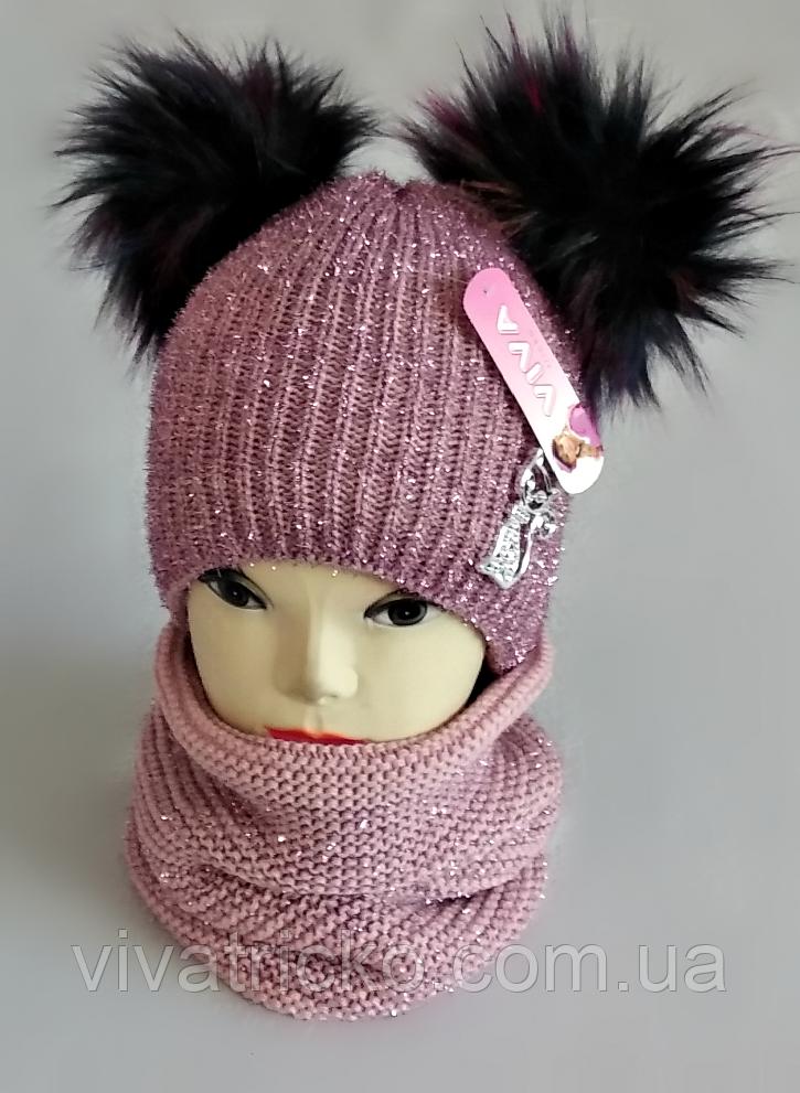 М 5088 Комплект зимний для девочки , разные цвета