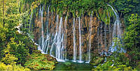 Фотообои Prestige Лесной водопад № 45- 392*204 см