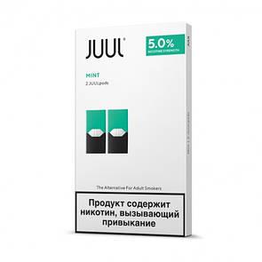 Картридж JUUL Pods Cool Mint 2 шт Оригинал