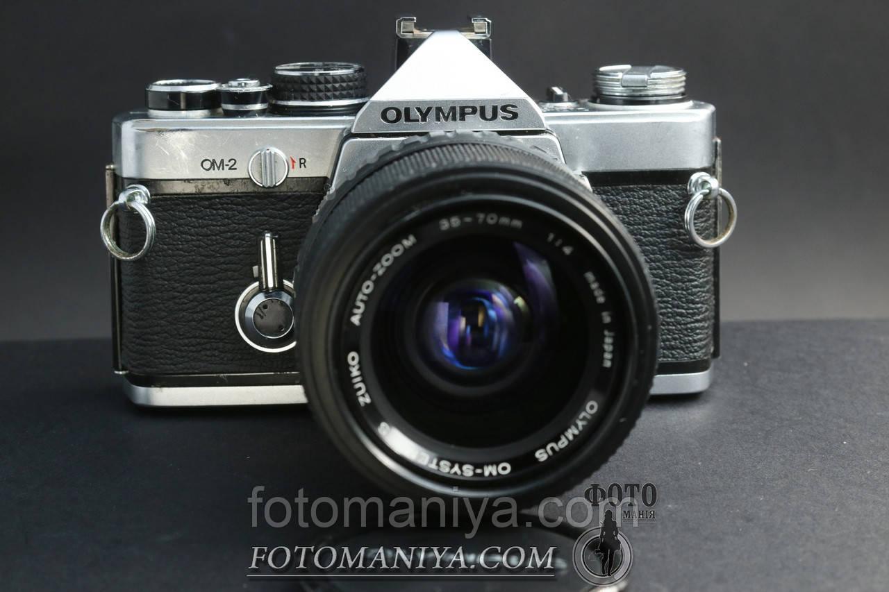 Olympus OM-2 kit Olympus OM Zuiko 35-70mm f4.0