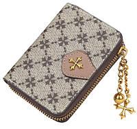 Жіночий гаманець BAELLERRY N5562 Fashion Style Mini клатч Сіро-Рожевий (SUN5509), фото 1