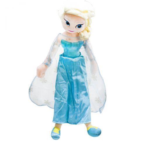 "Кукла мягкая ""Холодное  сердце: Эльза""  scs"
