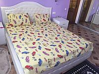 Комплект постельного белья семейный хлопок Bella noche, фото 1