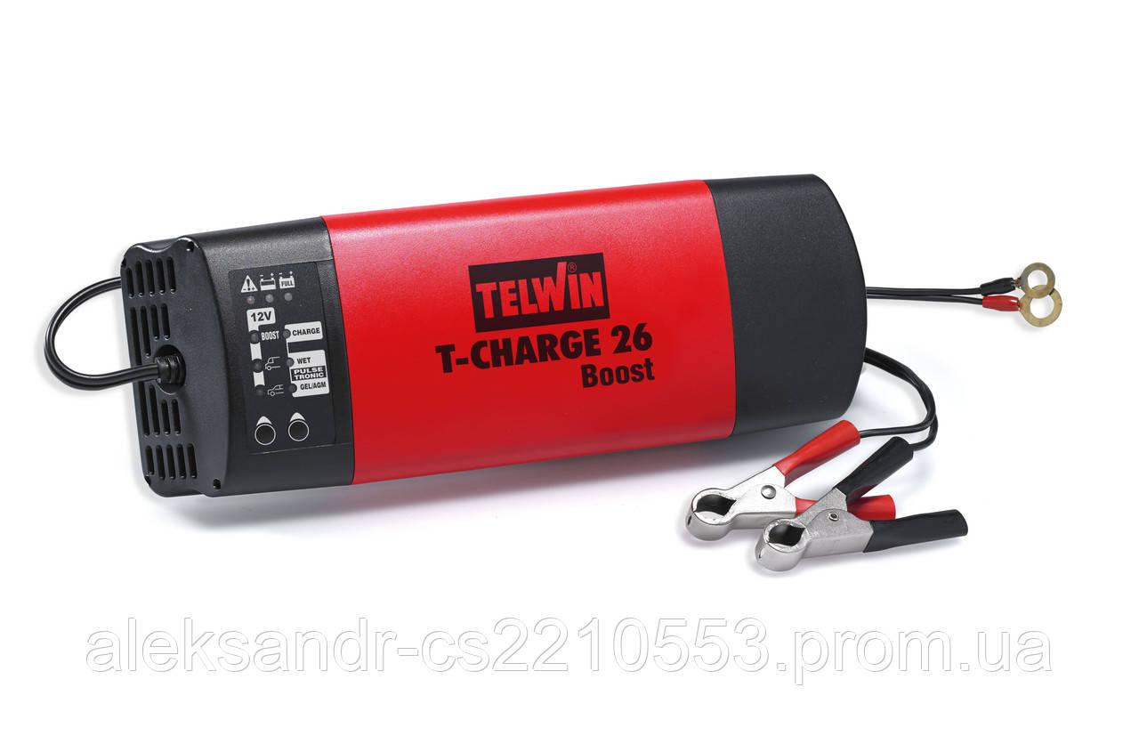 Telwin T-Charge 26 Boost - Зарядное устройство