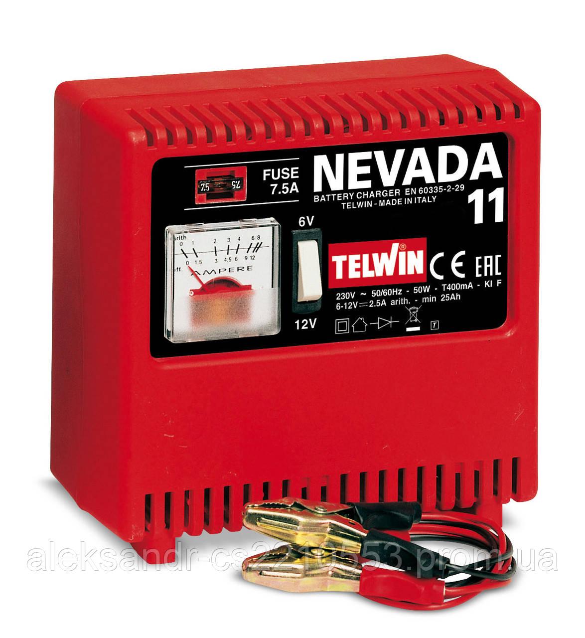 Telwin Nevada 11 - Зарядное устройство