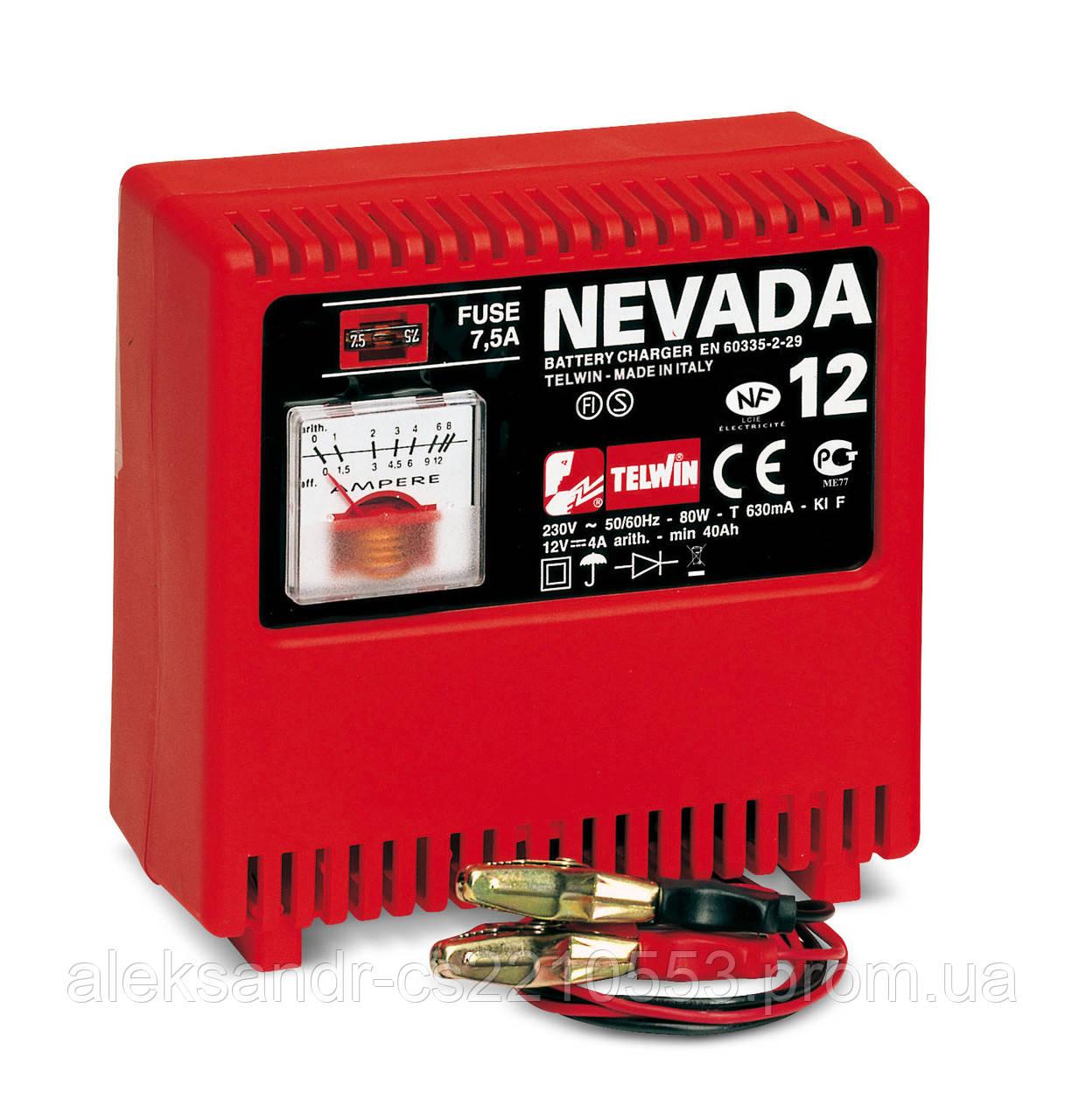Telwin Nevada 12 - Зарядное устройство