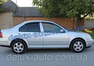 Ветровики Cobra Tuning на авто VW Jetta IV Variant 1999-2005 Дефлекторы окон Кобра VW Bora Variant 1999-2005