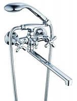 Смеситель (Латунь) ISO_Zegor XZ51 для ванны D4Q