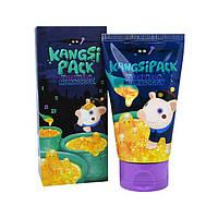 Elizavecca Маска для лица с 24 каратным золотом Milky Piggy Gold Kangsi Pack