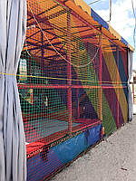 Защитные сетки для детских площадок
