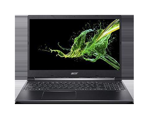 Ноутбук Acer Aspire 7 A715-74G-56VU 15.6FHD IPS/Intel i5-9300H/8/1000/NVD1650-4/Lin