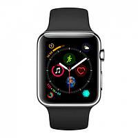 Смарт часы IWO 10 Apple Watch 1:1 series 4 silver