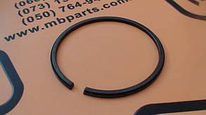 812/00209, 821/00209 Стопорное кольцо бортовой на JCB 3CX, 4CX, фото 2