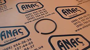 812/00209, 821/00209 Стопорное кольцо бортовой на JCB 3CX, 4CX, фото 3