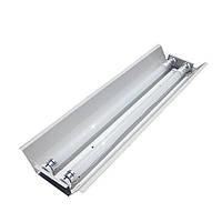 Светильник открытый под две led лампы 120см Т8 СПВ 02-1200 стандарт MSK Electric, фото 1