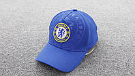 Футбольная кепка Челси синяя