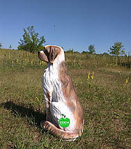Садовая фигура собака Сенбернар, фото 2