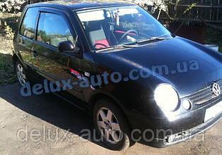 Ветровики Cobra Tuning на авто VW Lupo Hb 3d 1998-2005 Дефлекторы окон Кобра для Seat Arosa 3d 2000-2004