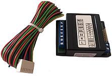 Модуль согласования фаркопа для Dacia Dokker (c 2012 --) WH0. Quasar Electronics