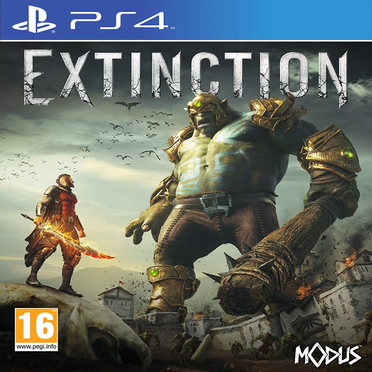 Extinction PS4 ENG (NEW)