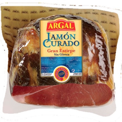 Хамон Argal Curado (без кости) 1,6кг