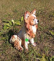 Садовая фигура собака Чихуахуа, фото 2