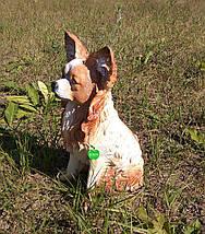 Садовая фигура собака Чихуахуа, фото 3