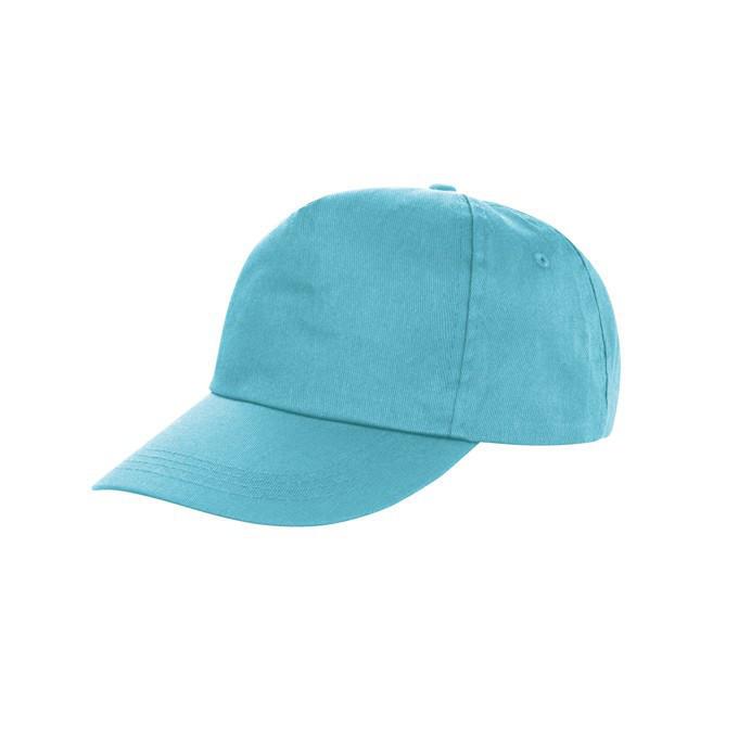 Пятипанельная кепка Ультрамарин