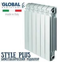 Биметаллический радиатор Global Style Plus 350/80