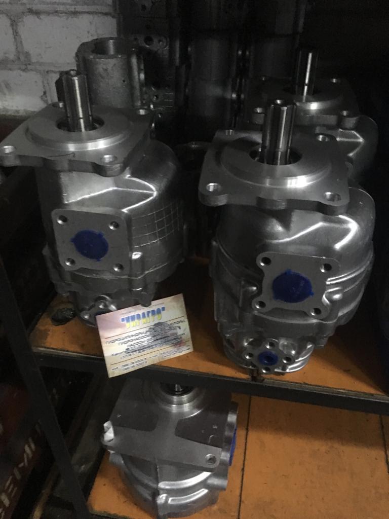 Насос шестеренный для гидравлических систем (НШ) 50 А3 / 50  АЗЛ