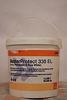 MasterProtect  330 EL (эластичное защитное декоративное покрытие для бетонных и кирпичных поверхностей)