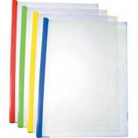 Скоросшиватель А4 на планке Economix 35 листов пластиковый